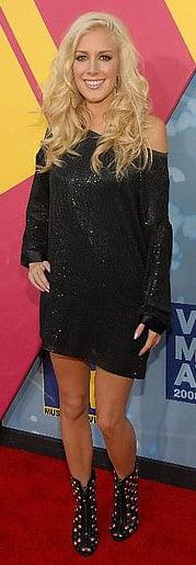 VMAs Style: Heidi Montag