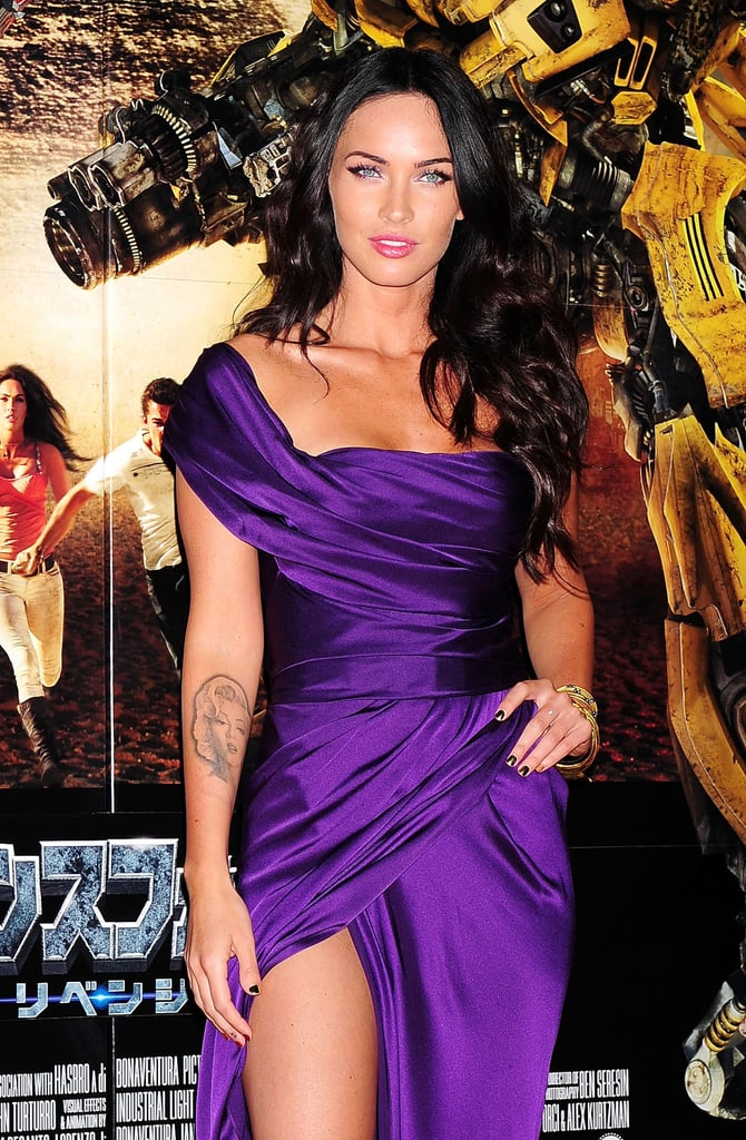 Megan Fox in Donna Karan at the 2009 Transformers: Revenge of the Fallen World Premiere