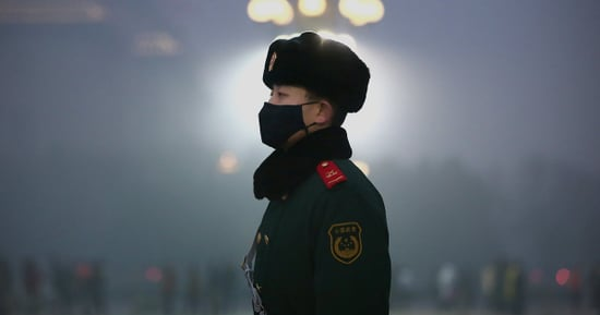 Two Tech Giants Are Tackling Epidemic Air Pollution In China