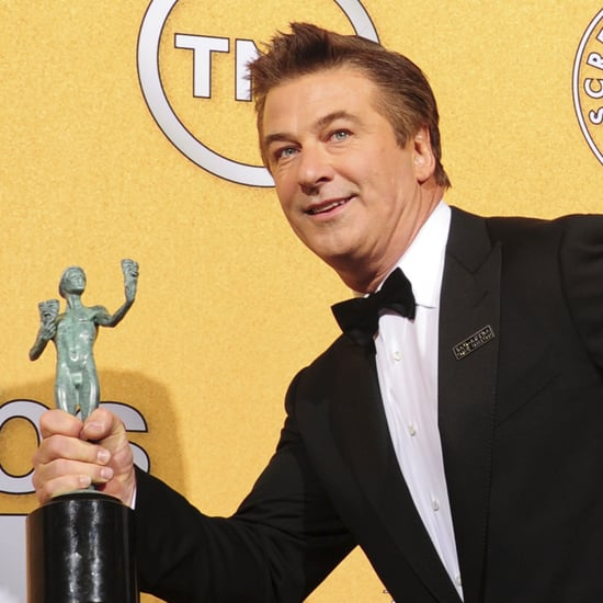 Alec Baldwin on 2012 Election and Words With Friends at SAG
