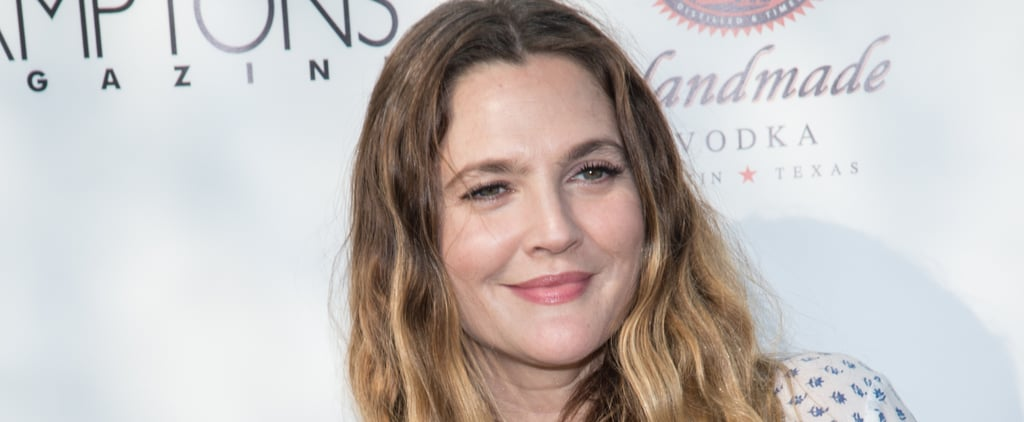 Proof Drew Barrymore Is a Domestic Goddess