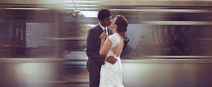You Will Not Be Able to Look Away From These Completely Mesmerizing Wedding GIFs