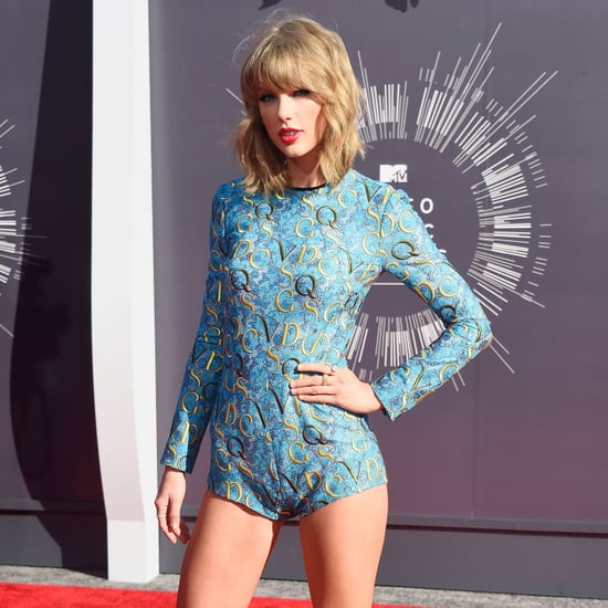 Taylor Swift Wearing a Bodysuit at the 2014 MTV VMAs