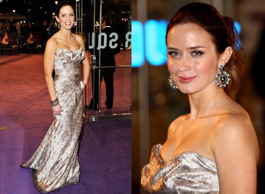 Emily Blunt at The Young Victoria Premiere in Westwood