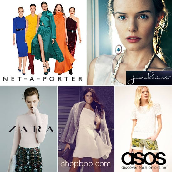 Which Online Fashion E-Tailer Is Your Favourite Online Shop In 2011: Net-a-Porter, Shopbop, ASOS, Sportsgirl or Frockshop?