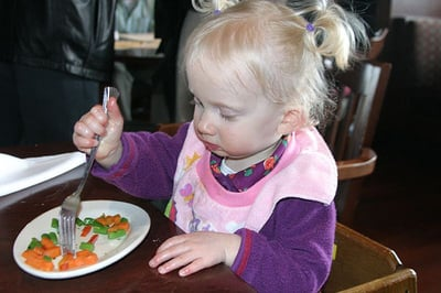 5 Clever Ways to Get Your Toddler to Eat Veggies