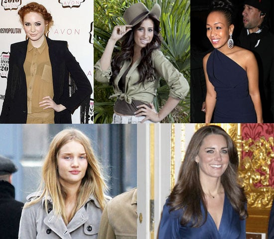 Which Brit Female Do You Want To See More Of In 2011?