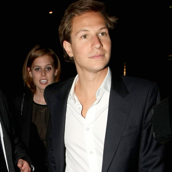 Pictures of Princess Beatrice on Date