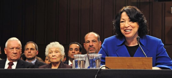 Sotomayor Makes All Moms Proud