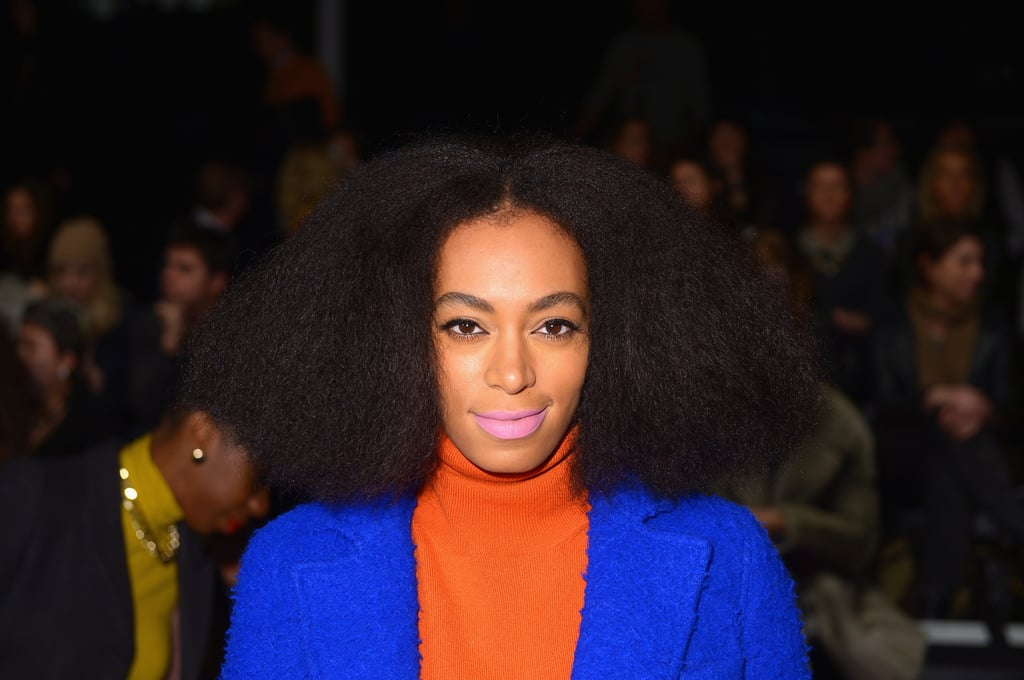 Solange Knowles at Milly