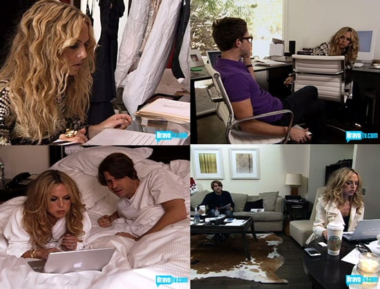 Rachel Zoe Chooses to be a Mac and a PC