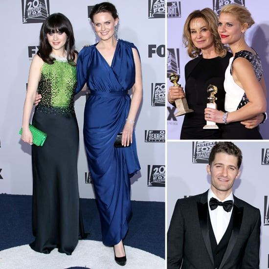 Golden Globes Afterparty Pictures Fox Searchlight 2012