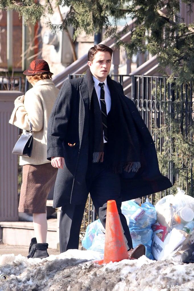 Robert Pattinson Is Still Hot, Even With Black Hair