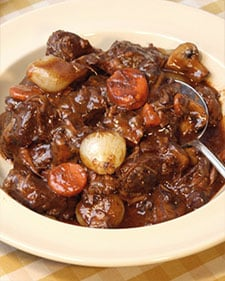 Sunday Dinner: Beef Bourguignon