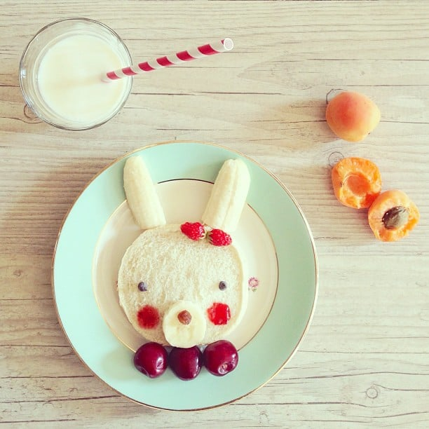 Some Bunny Loves Lunch