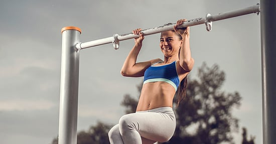 How to (Finally!) Do a Pull-Up