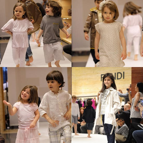 Designer Kids Clothing By Gucci, Lanvin, and Fendi