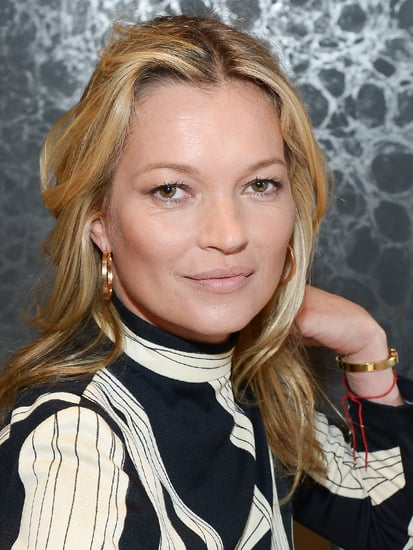 Kate Moss Admits Her Best Beauty Trick Is a Little 'Insane'