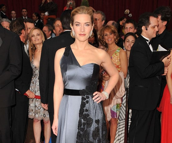 Photo of Kate Winslet at the 2009 Oscars