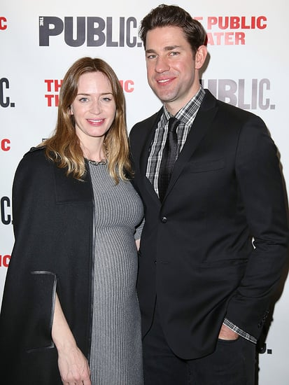 John Krasinski and Emily Blunt Reveal Second Daughter Violet Was Born 2 Weeks Ago