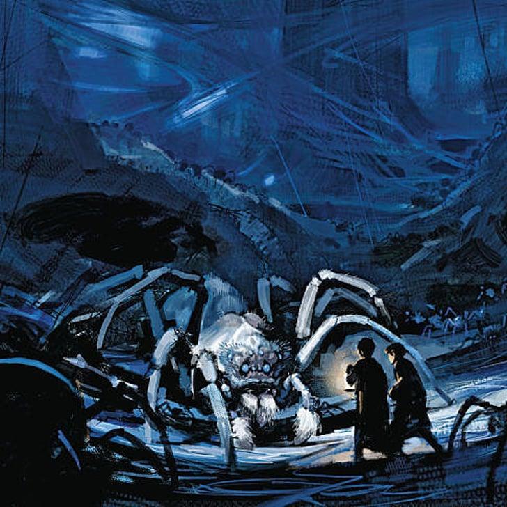 Harry Potter The Creature Vault Pictures Popsugar