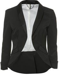 Fabworthy: Tails Blazer at Topshop