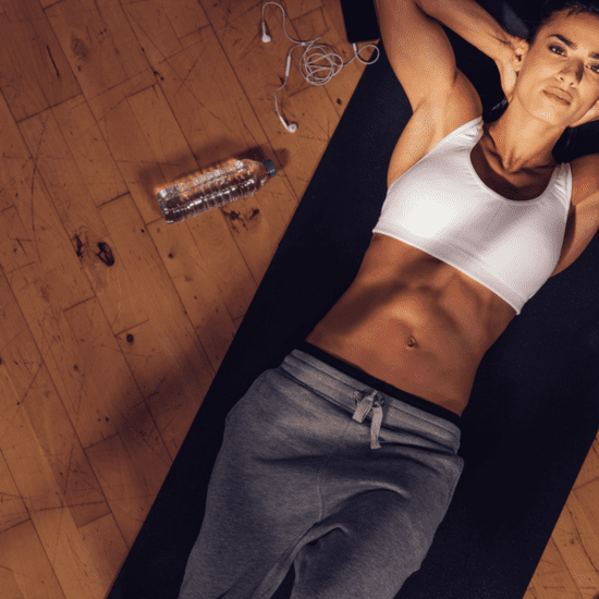8-Minute CrossFit Workout