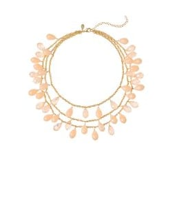 Moonglow Necklace $42, Anthropologie
