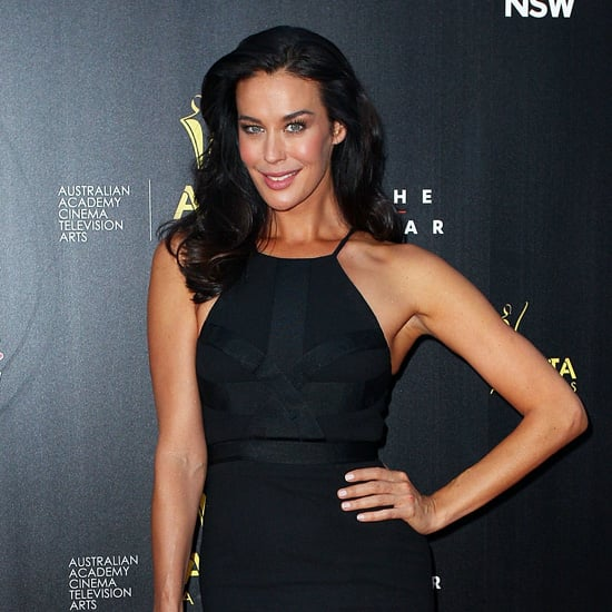 Celebrity Red Carpet Interviews at 2013 AACTA Awards