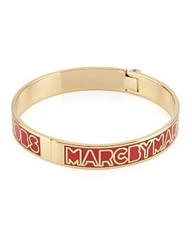 Skinny Bangle Red $78 eLuxury