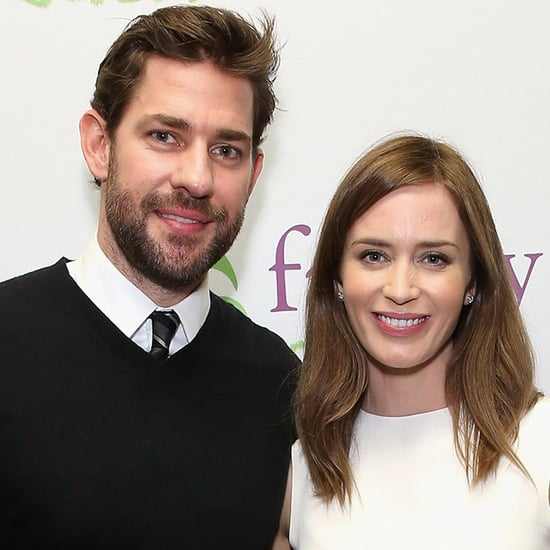 John Krasinski Talks About His Daughter Acting