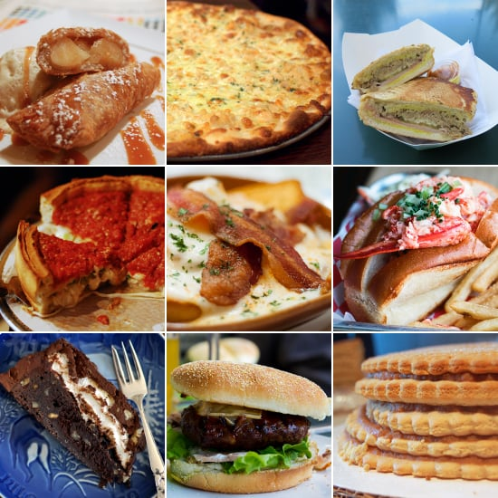 Taste the States: 50 Iconic American Foods