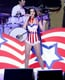 Katy Perry was a star spangled vision during the 2013 Kids' Inaugural concert.