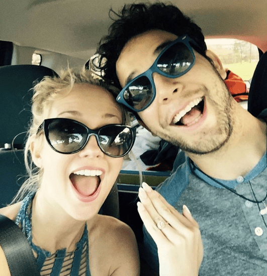 Skylar Astin and Anna Camp Engaged