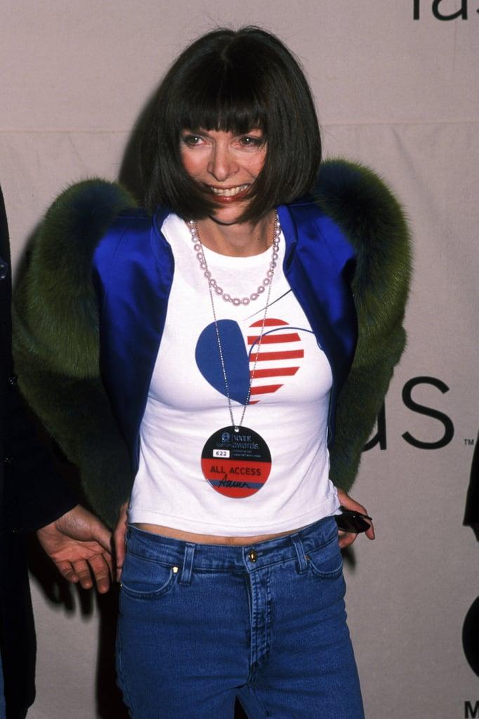 2001: VH1/Vogue Fashion Awards