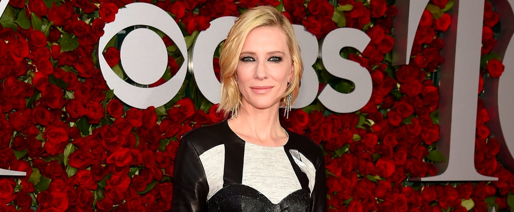 Someone Has to Break It to Cate Blanchett — We're Truly in Love With Her Tony Awards Dress