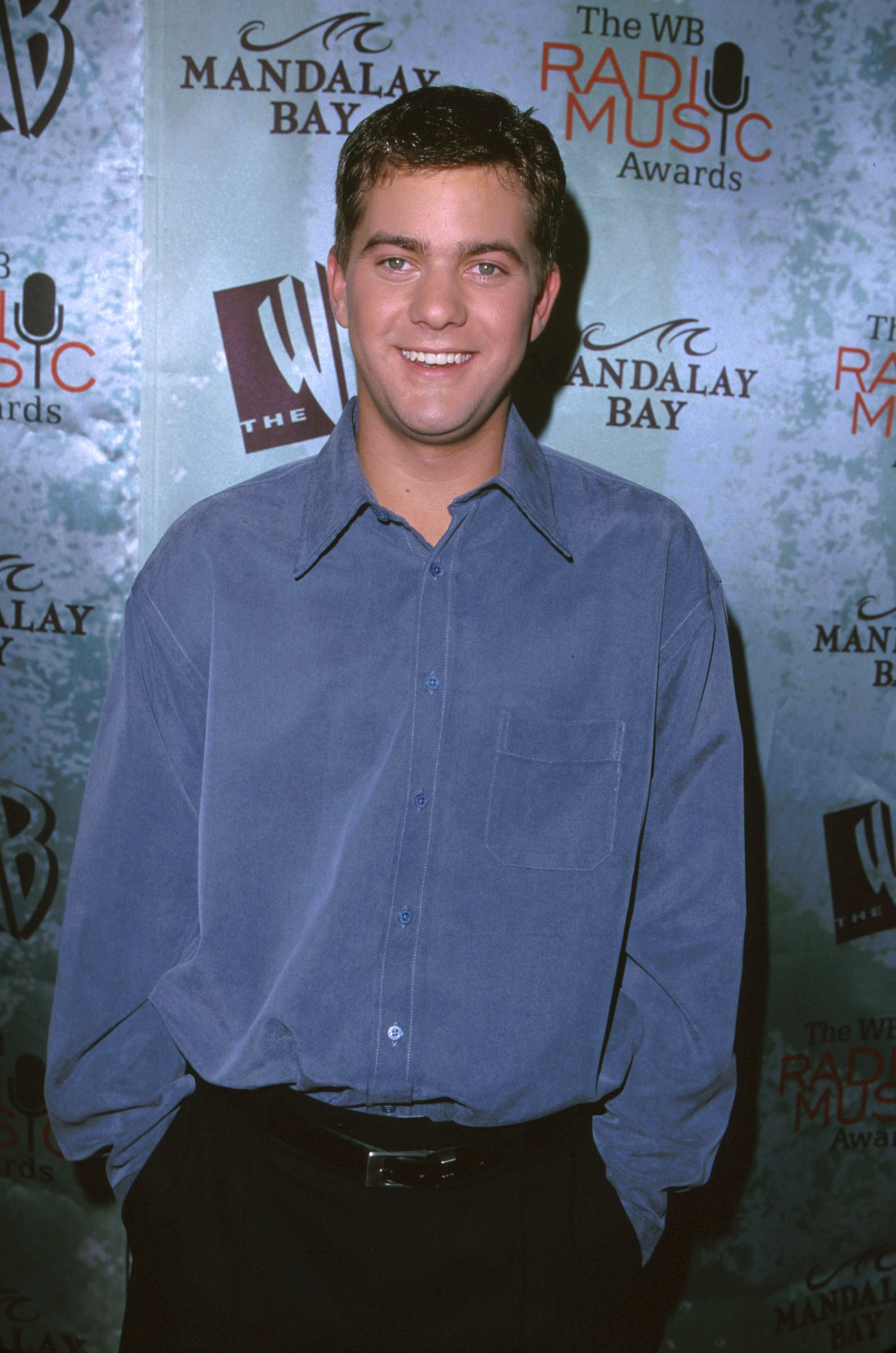 Back in 1999, he was Dawson's adorable BFF Pacey.