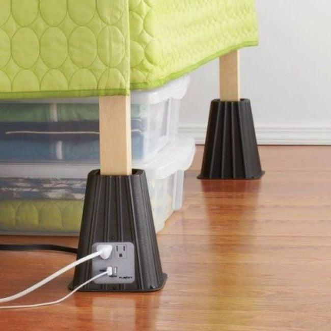 7-Inch Power Bed Riser