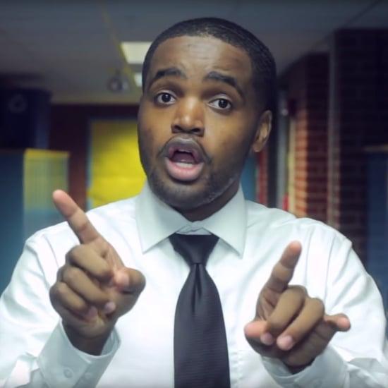 Teacher's Back-to-School Rap Video