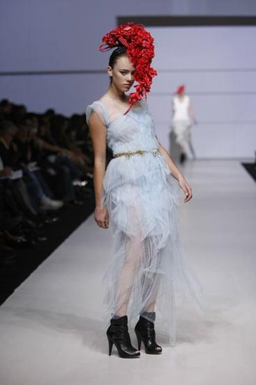 L'Oreal Toronto Fashion Week: Morales Spring 2009