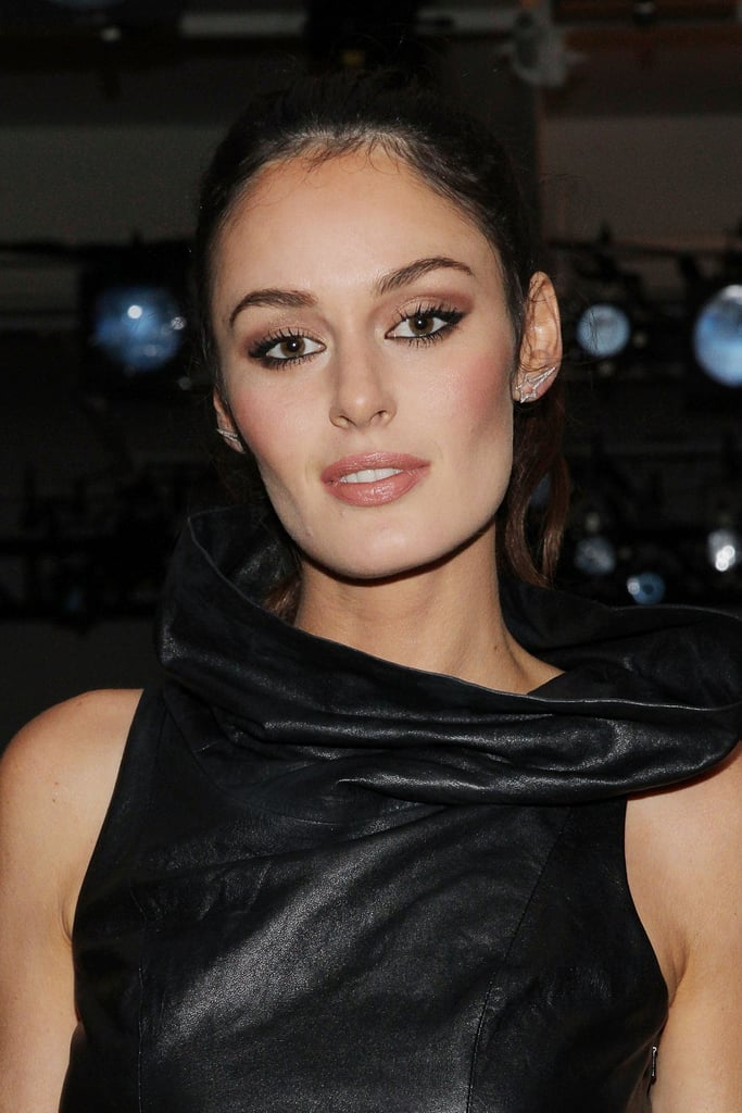 Nicole Trunfio at Dion Lee
