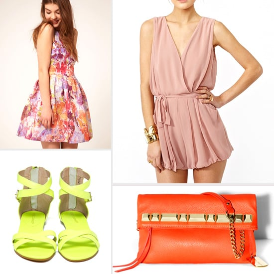 Spring Party Clothes on a Budget