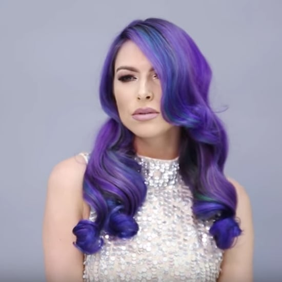Jewel-Tone Hair Color Trend Video