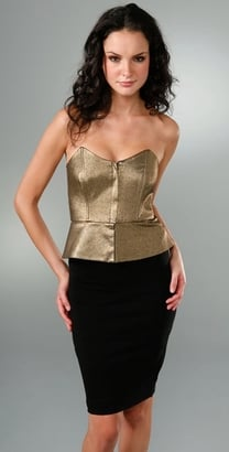 Dress Me Up: Gold & Gray
