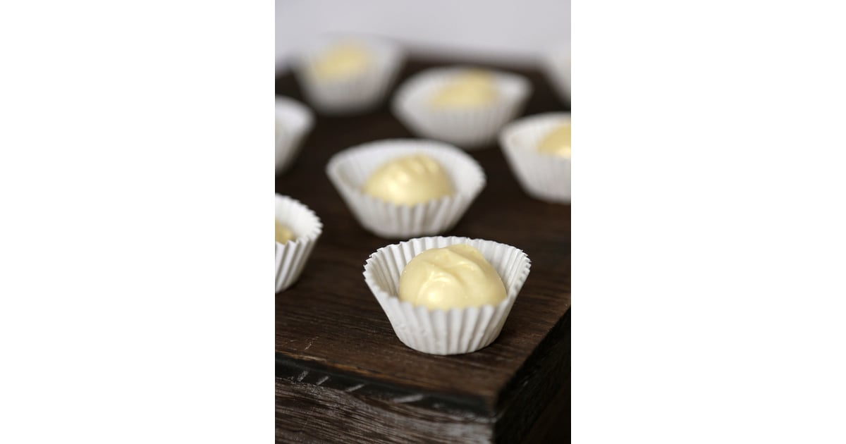 White chocolate truffles 100 ideas for homemade edible for White chocolate truffles recipe uk