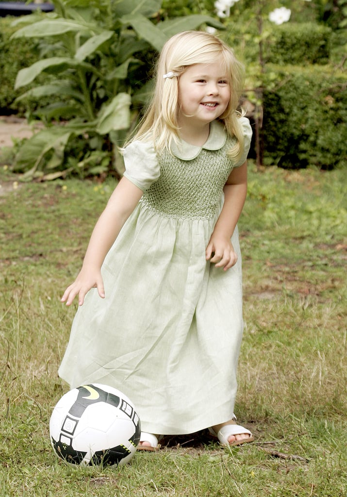 Princess Catharina-Amalia