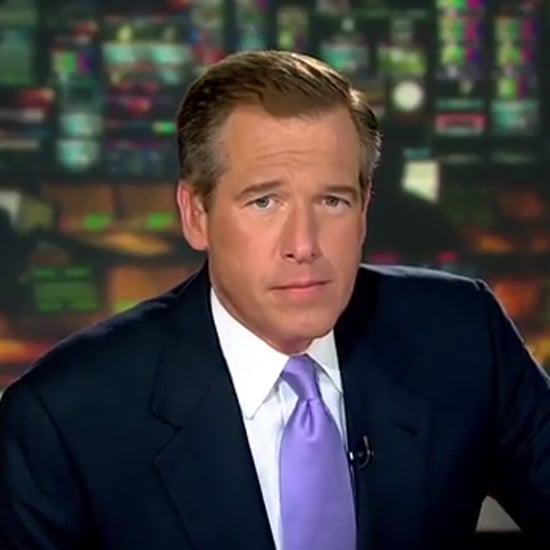 "Brian Williams Raps ""Who Am I?"" 