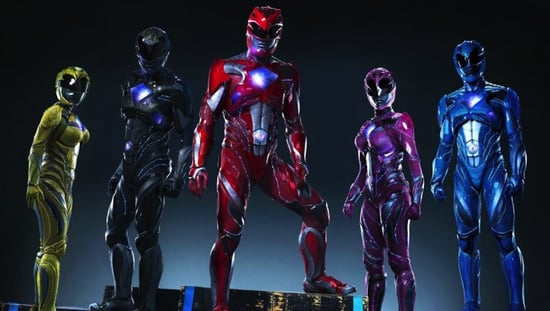 The New Power Rangers Movie Just Released Awesome Character Posters