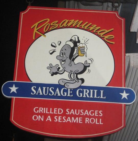 Local Loving: Rosamunde's Sausages
