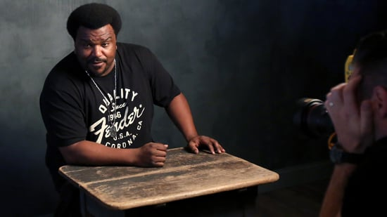 EXCLUSIVE: Craig Robinson Wants to Be Taken Seriously -- At Least, for Now